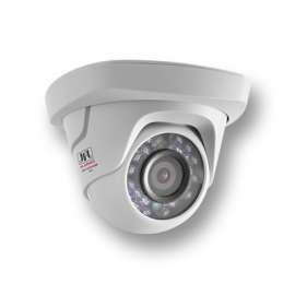 Câmera Dome Infravermelho JFL HD 1 mega CHD-1115P