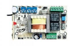 Placa Central para Motor Eletrônico Basculante ou Deslizante PPA 4 Trimpots