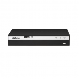 Dvr Intelbras 8 Canais Multi HD 4K Ultra HD MHDX 5208