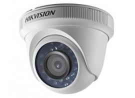 Câmera Dome Full HD 4 em 1 2.8mm 20 metros Hikvision DS-2CE56D0T-IRPF