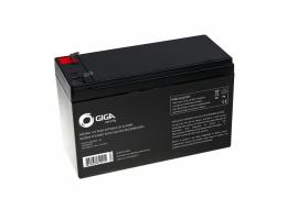 Bateria Para Alarme 12V Giga GS0079
