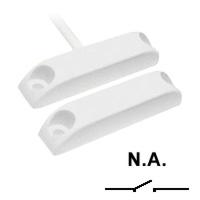 Sensor Magnetico Com fio De Sobrepor SF II LINHA PREMIUM