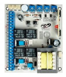 Placa Central Motor Eletrônico Pivotante Ppa Dupla 5T