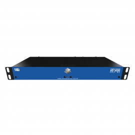 Rack Organizador Power Coaxial HD 3000 Onix 8 Canais 19