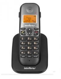 Extensão Porteiro eletrônico com Telefone sem fio Intelbras TS 5121