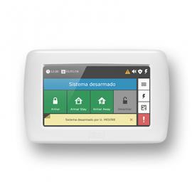 Teclado TS 400 JFL com LCD Touchscreen