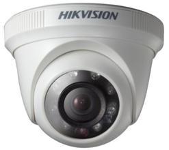 Câmera Dome HD 4 em 1 2.8mm 20 metros Hikvision DS-2CE56C0T-IRPF