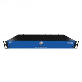Rack Organizador Power Coaxial HD 3000 Onix 4 Canais 19
