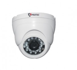 Câmera Dome AHD HDCVI HDTVI 1 mega HD - JL-2005