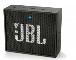 Caixa de Som Portátil JBL Go Wireless - Preta