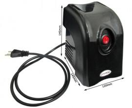 Estabilizador / Protetor eletrônico Impacto 500va Bivolt