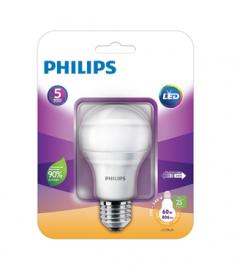 Lâmpada LED Bulbo 7.5W E27 Amarela 3000K Bivolt - Philips