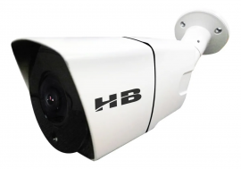 Câmera Bullet Hb Tech Ip Poe 4 Mega Varifocal 2.8mm - 12mm HB-908