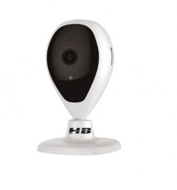 Camera IP Face ID Wi-fi Full HD 2 Mega HB Tech HB 906