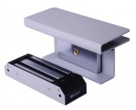 Fechadura Magnética IPEC 12 Volts DZ M150 - Cinza