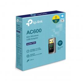 Adaptador Usb WiFi TP Link ARCHER T2U AC600
