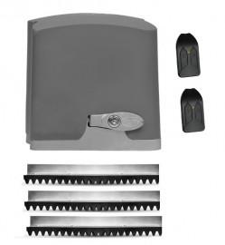 Kit Motor Portão Eletrônico PPA Deslizante R 500 SP 1/3 127V