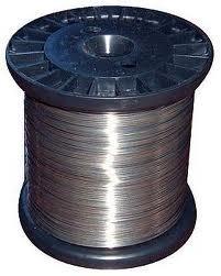 Fio de Aço inox Para Cerca Eletrica 0,45mm 500 grs