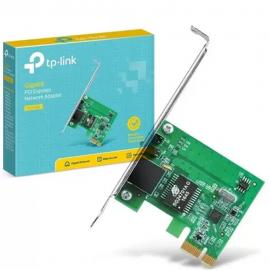 Placa De Rede Pci Express Tp Link Gigabit 10 / 100 / 1000