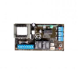 Placa Motor Eletrônico Basculante Deslizante Ipec X2