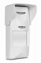 Sensor Infra Vermelho Intelbras com fio uso externo IVP 3000 MW EX