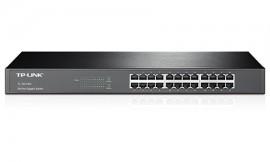 Switch Gigabit TP- Link de 24 portas 10/100/1000 TL-SG1024