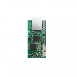 Módulo Ethernet JFL para comunicação via internet ME-04 Nuvem