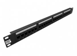 Patch Panel Sohoplus Cat 5e 24 Portas - Rohs - Furukawa