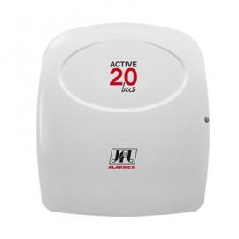 Central Alarme JFL Active 20 BUS para até 32 zonas