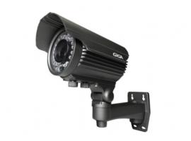 Câmera Giga Varifocal Full HD Super Starvis 50 metros Filma colorido a noite