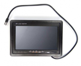 Monitor LCD 7 Polegadas HB Tech Alta Resolução XWG-7001B