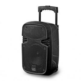 Caixa Amplificadora Multilaser Bluetooth + Microfone com Fio - SP329
