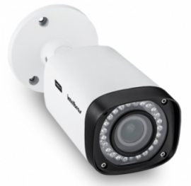 Câmera Varifocal Intelbras VHD 3140 Bullet Multi HD  1 mega 720p