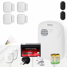Kit Alarme Intelbras - ANM 3004 ST Com 6 sensores