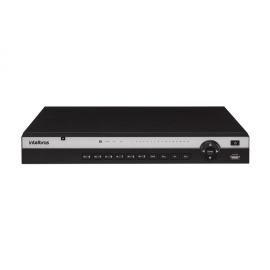 Nvr Intelbras 16 Canais IP 4K PoE+ NVD 3116 P