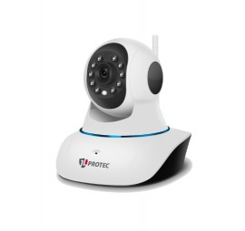 Camera IP Sem Fio HD 1 mega JL Protec - JL007IP