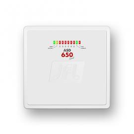 Central de alarme JFL ASD 650 com 6 zonas programáveis