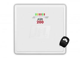 Central de alarme JFL ASD-200 com 2 zonas mistas