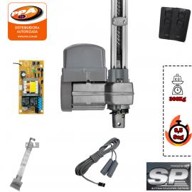 Kit Motor Portão Basculante Penta Predial Sp Custom Ppa 220V