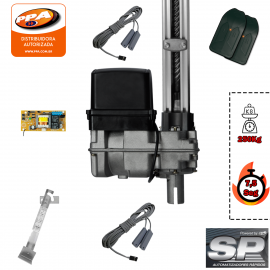Kit Motor Portão Basculante PPA Home SP 127V