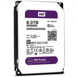 HD 8TB WD Purple próprio para DVR