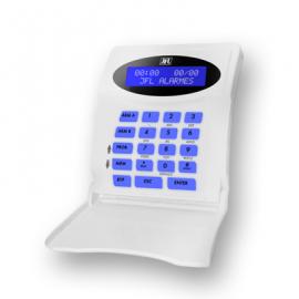 Teclado Tec-300 RF JFL com LCD com módulo receptor MRF-01