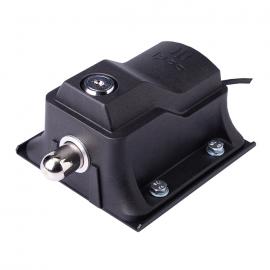 Trava Eletromagnética para Portão Eletrônico c/ Temporizador Eco Lock 220 Volts