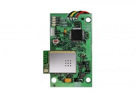 Módulo Wireless JFL MW-01 MOB com suporte para aplicativo celular.