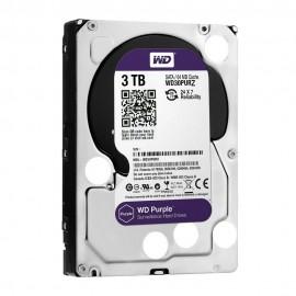 HD 3TB WD Purple próprio para DVR