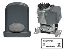 Kit Motor Portão Eletrônico PPA Deslizante Eurus Steel Jet Flex 1/2 Bivolt