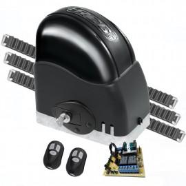 Kit Motor Portão Deslizante 1/3 Rcg  Fast Rápido 127 Volts