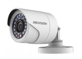 Câmera Bullet HD 4 em 1 2.8mm 20m Hikvision DS-2CE16C0T-IRPF