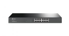 Switch Gigabit TP- Link de 16 portas 10/100/1000 TL-SG1016