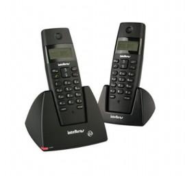 Telefone Sem Fio Digital com Ramal Adicional Intelbras TS 40 C